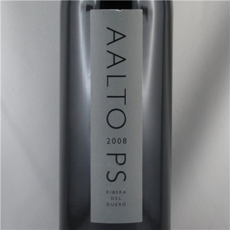 Aalto/ Bodegas Aalto/ Mariano Garcia - Aalto PS 2008