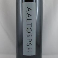 Aalto/ Bodegas Aalto/ Mariano Garcia - Aalto PS 2003