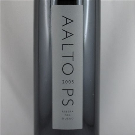 Aalto/ Bodegas Aalto/ Mariano Garcia - Aalto PS 2005