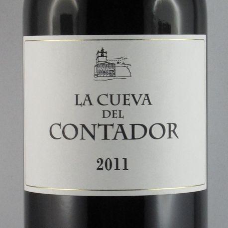 Contador - La Cueva del Contador 2011