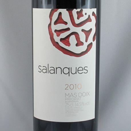 Mas Doix - Salanques 2010