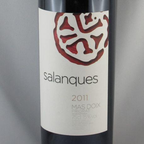 Mas Doix - Salanques 2011