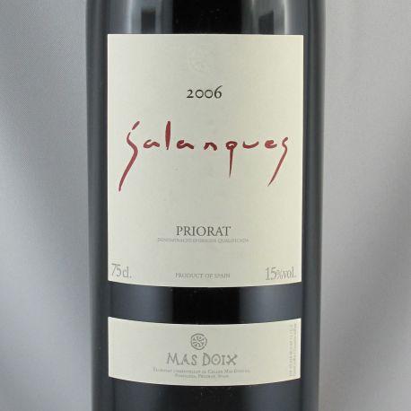 Mas Doix - Salanques 2006