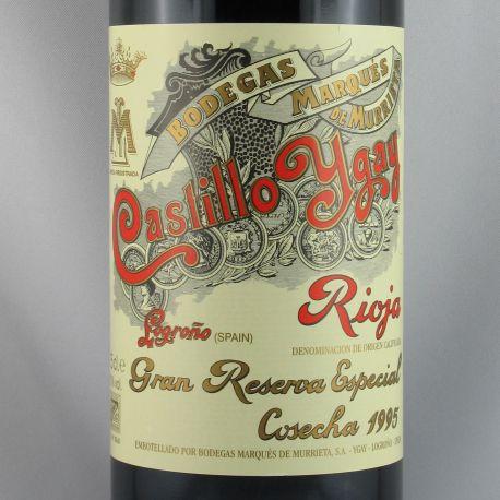 Marques de Murrieta - Castillo Ygay Gran Reserva Especial 1995