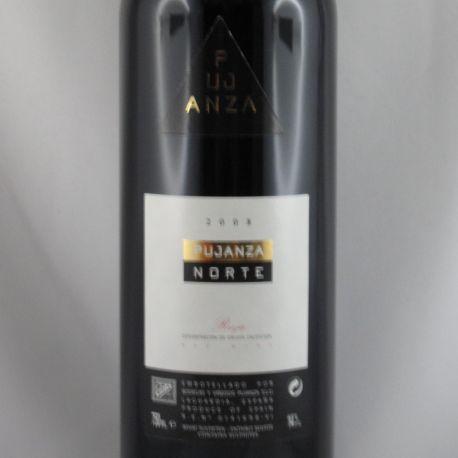 Bodegas y Vinedos Pujanza - Pujanza Norte 2008