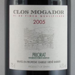 Clos Mogador/ Rene Barbier - Clos Mogador 2005