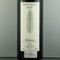 Bruno Rocca - Barbaresco RABAJA DOCG 2012