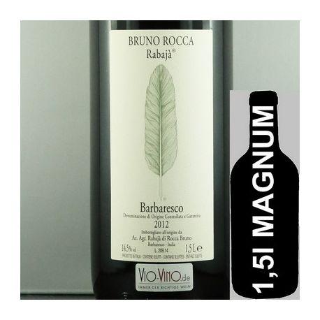 Bruno Rocca - Barbaresco RABAJA DOCG 2012 Magnum OHK
