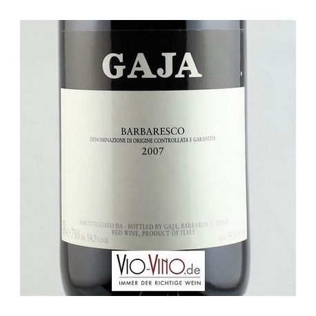 Angelo Gaja - Barbaresco DOCG 2007