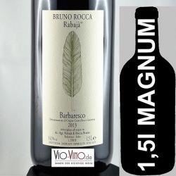 Bruno Rocca - Barbaresco RABAJA DOCG 2013 Magnum OHK