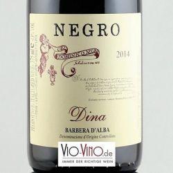 Angelo Negro - Barbera d'Alba DINA DOC 2014 Filette