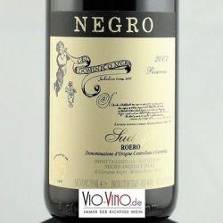 Angelo Negro - Roero Nebbiolo Riserva SUDISFA DOCG 2007