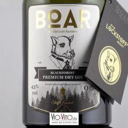 BOAR - Premium Dry Gin Pot - 0,5l