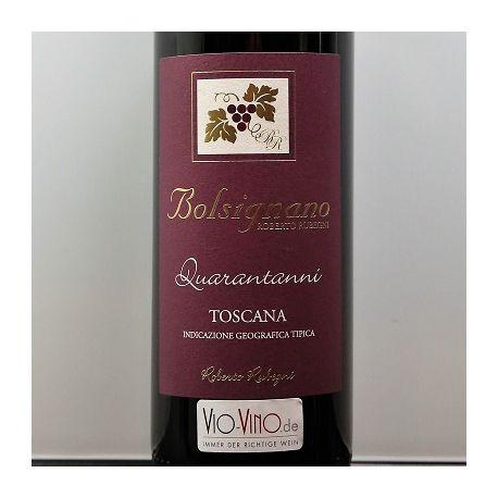 Bolsignano - Rosso Toscana QUARANTANNI IGT 2014