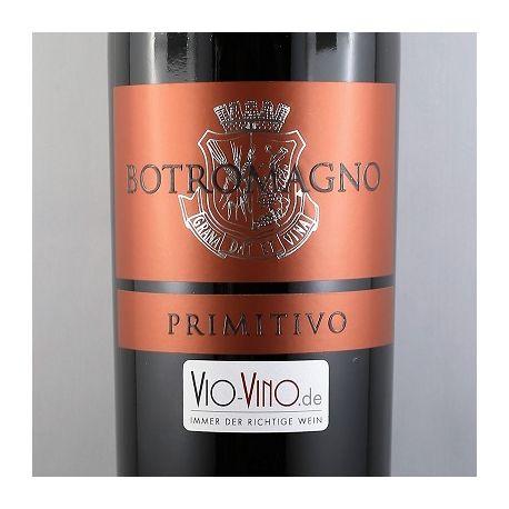 Botromagno - Primitivo Puglia Rosso IGP 2014