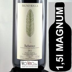 Bruno Rocca - Barbaresco DOCG 2014 Magnum OHK