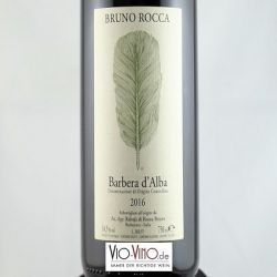 Bruno Rocca - Barbera d'Alba DOCG 2016