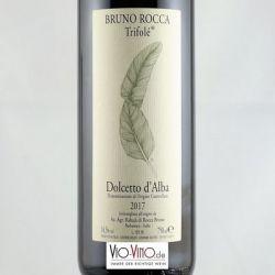 Bruno Rocca - Dolcetto d'Alba TRIFOLE DOCG 2017