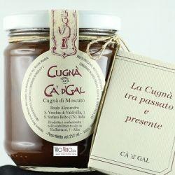 Ca'D'Gal - Confettura di Cugna - 212ml