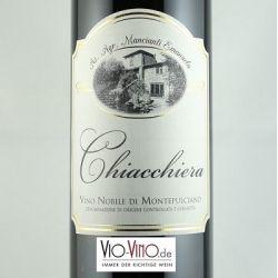 Cantina Chiacchiera - Vino Nobile di Montepulciano DOCG 2015