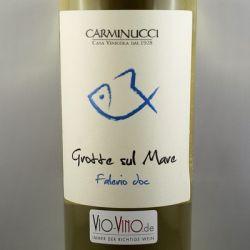 Carminucci - GROTTE SUL MARE Falerio DOC 2015