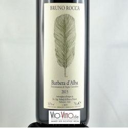 Bruno Rocca - Barbera d'Alba DOC 2015