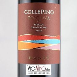 Castello Banfi - Toscana Rosso COLLEPINO IGT 2016