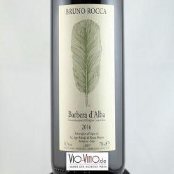 Bruno Rocca - Barbera d'Alba DOC 2016