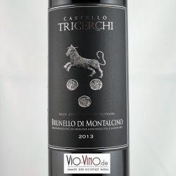 Castello Tricerchi - Brunello di Montalcino DOCG 2013