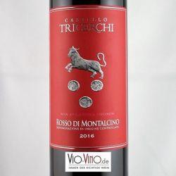 Castello Tricerchi - Rosso di Montalcino DOC 2016