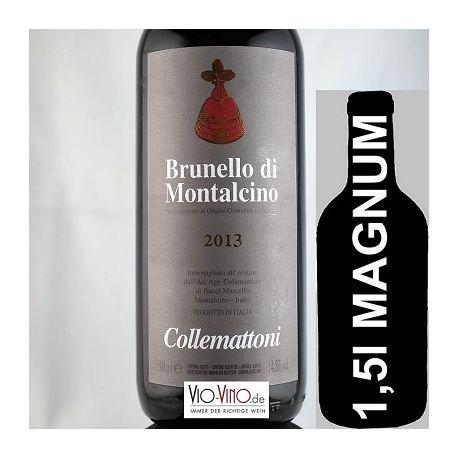 Collemattoni di Bucci Marcello - Brunello di Montalcino DOCG 2013 Magnum - OHK