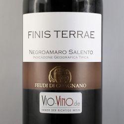 Feudi di Guagnano – FINIS TERRAE Negroamaro Salento Rosso IGT 2014