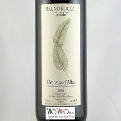 Bruno Rocca - Dolcetto d'Alba TRIFOLE DOC 2016