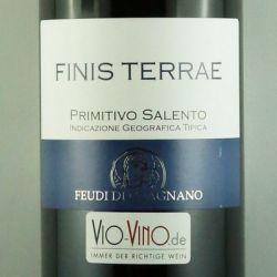 Feudi di Guagnano – FINIS TERRAE Primitivo Salento Rosso IGT 2014