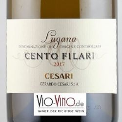 Gerardo Cesari - Lugana CENTO FILARI DOC 2017