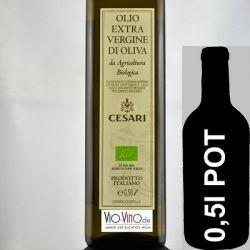 Gerardo Cesari - Olio Extra Vergine BIO - Pot 0,5l