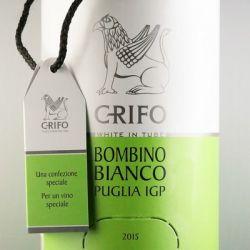 Grifo - BOMBINO BIANCO Puglia IGP 2016 Bag in Tube 3,0l