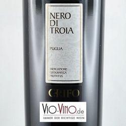 Grifo - NERO DI TROIA Puglia IGP 2015