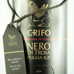 Grifo - NERO DI TROIA Puglia IGP 2015 Bag in Tube 3,0l
