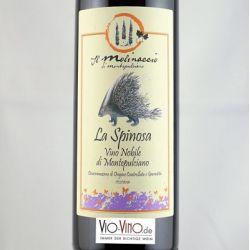 Il Molinaccio di Montepulciano - Vino Nobile di Montepulciano LA SPINOSA DOCG 2015