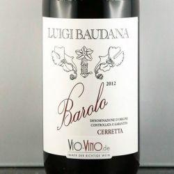 Luigi Baudana - Barolo CERRETTA DOCG 2012