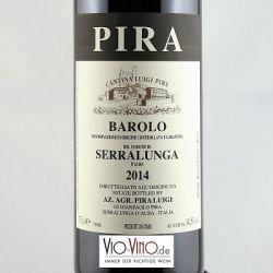 Luigi Pira - Barolo Serralunga DOCG 2014
