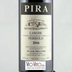 Luigi Pira - Langhe Nebbiolo DOC 2016
