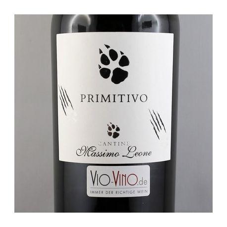 Massimo Leone - ORME Primitivo Rosso Puglia IGP 2013