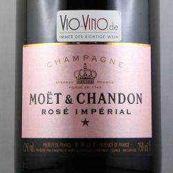 Moet Chandon - Champagne Rose Imperial Brut