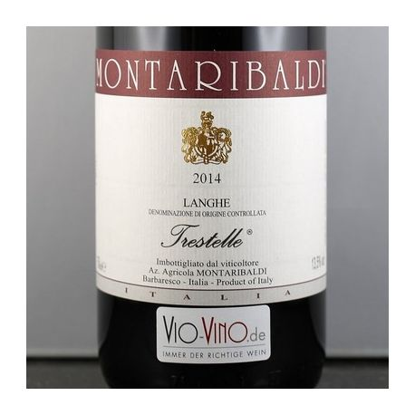 Montaribaldi - Langhe Rosso TRESTELLE DOC 2014