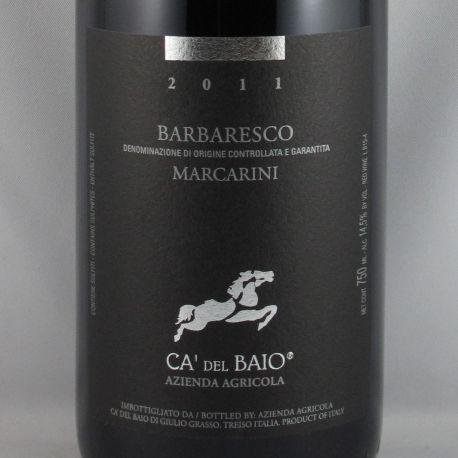 Ca' del Baio - Barbaresco MARCARINI DOCG 2011