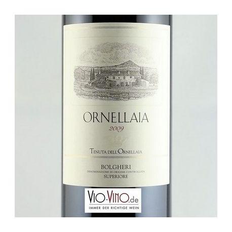 Ornellaia - Ornellaia Bolgheri Rosso Superiore IGT 2009