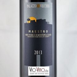 Palazzo Vecchio - Vino Nobile di Montepulciano MAESTRO DOCG 2013