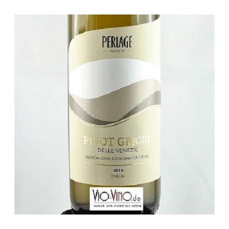 Perlage - Pinot Grigio delle Venezie IGT 2016